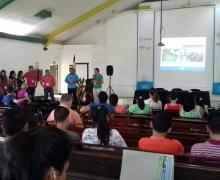 Presentaciones de los proyectos de la zona